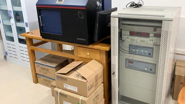 灵武市实验室设备搬迁参与能源化工基地建设