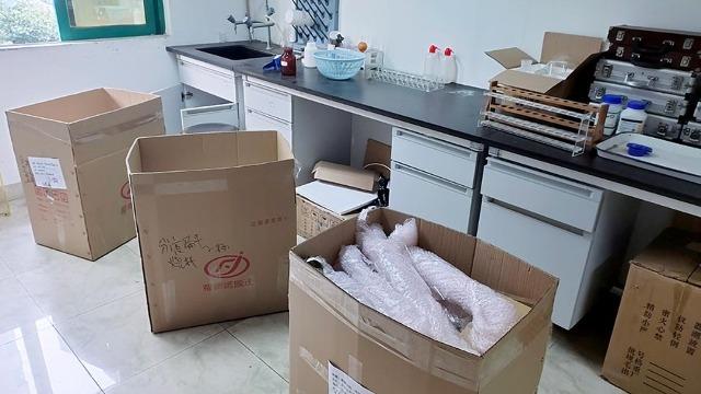 开远实验室设备搬运人员规模在不断的扩大