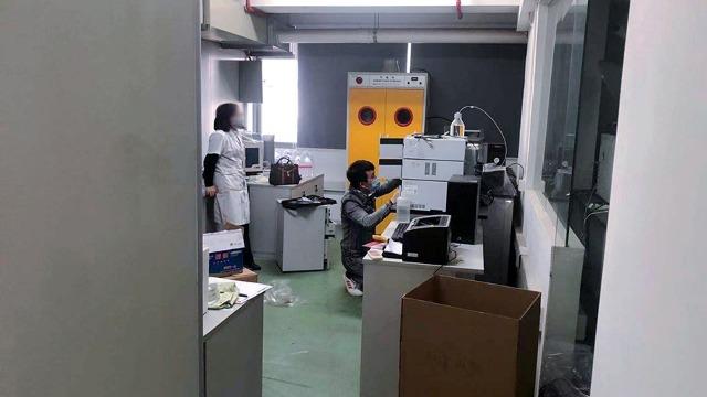 对邳州实验室搬迁项目上的相关问题及解决方案