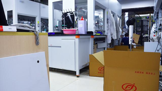 应城市实验室设备搬迁参与绿色糯稻示范项目