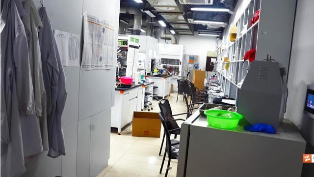 安陆市实验室设备搬迁助力食品卫生安全
