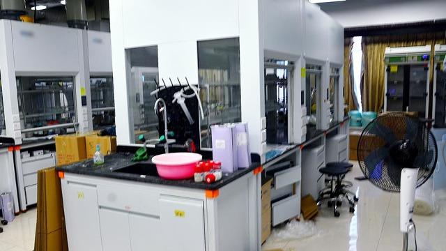 谈论仪征实验室搬迁