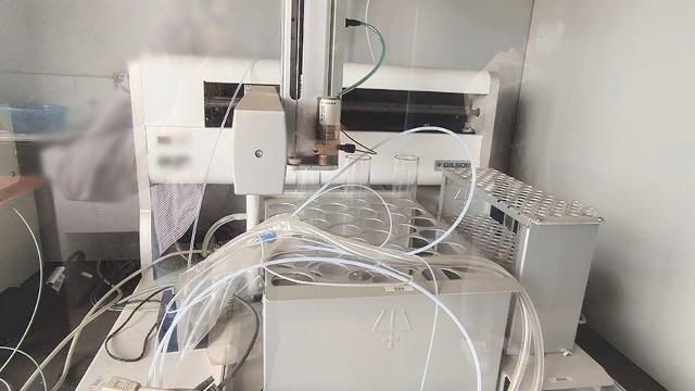 福安市实验室设备搬迁参与葡萄产业园区建设