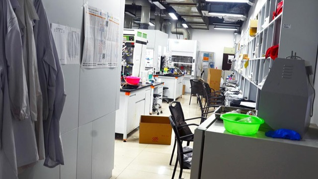 江阴精密仪器设备bob电竞客户端下载公司助力现代化农业园