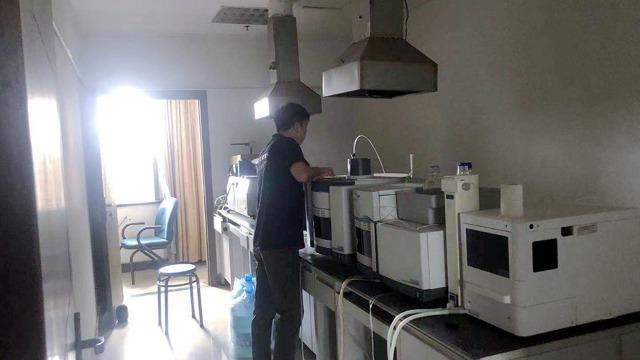 忻州bob电竞客户端下载实验室工程进展顺利