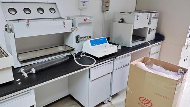 日照调试实验设备紧跟当地企业发展