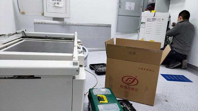 凤城实验室设备搬运企业为城市的发展助力