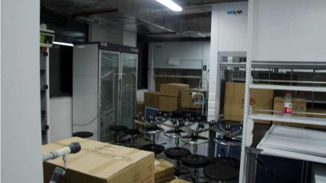 湘乡市实验室设备bob电竞客户端下载助力林业系统的安全管理