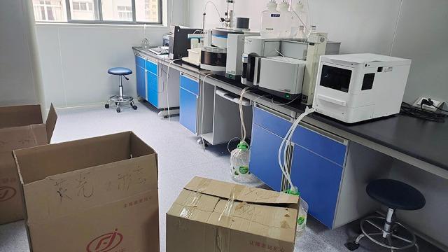 打击伪劣产品活动推动泸州搬迁实验室的发展