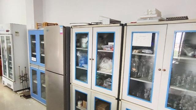 耒阳市实验室设备搬迁助力油茶产业发展