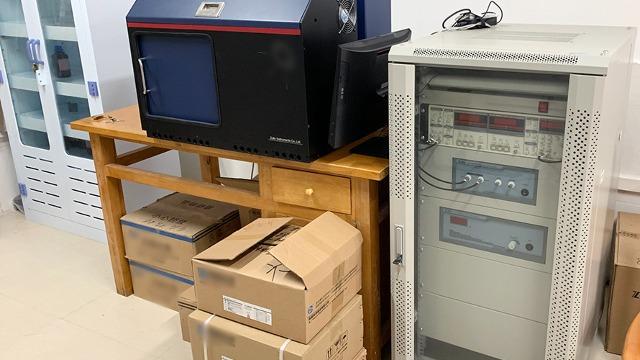 沅江市实验室设备搬迁参与下琼湖水体治理