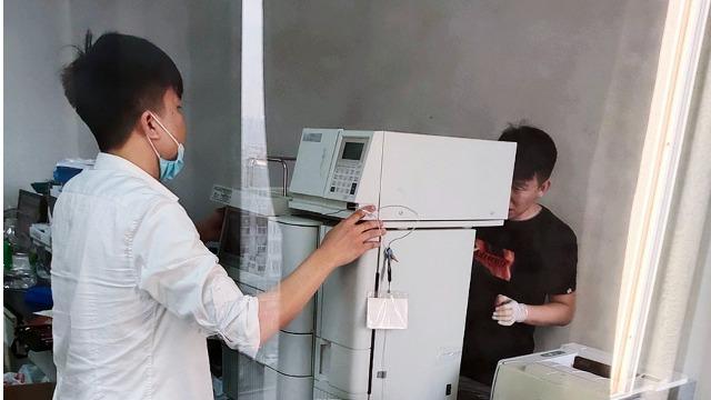 水生态治理项目需要津市市实验室设备搬迁
