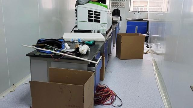 吉首市实验室设备搬迁助力实验室搬迁