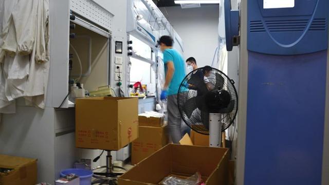 环境日推动铁门关实验室设备搬运行业的发展