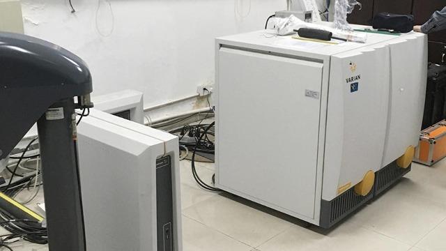 北流市实验室设备搬迁参与水泥工业转型