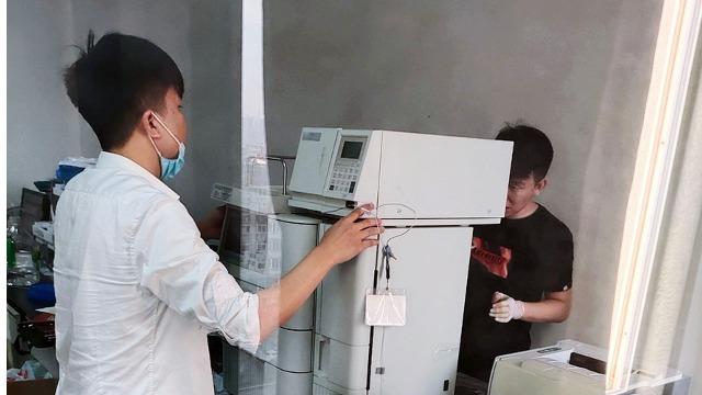 中药材产业带动桂平市实验室设备搬迁的发展