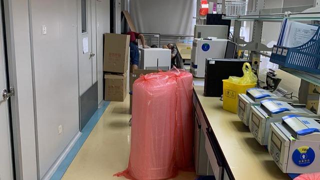 东方市实验室设备搬迁助力冷链物流产业建设