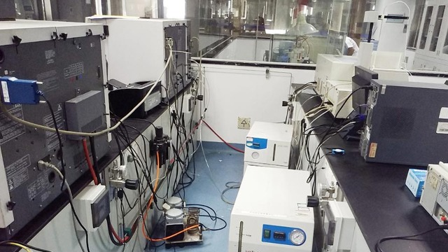 武威实验室仪器调试提升作业速度