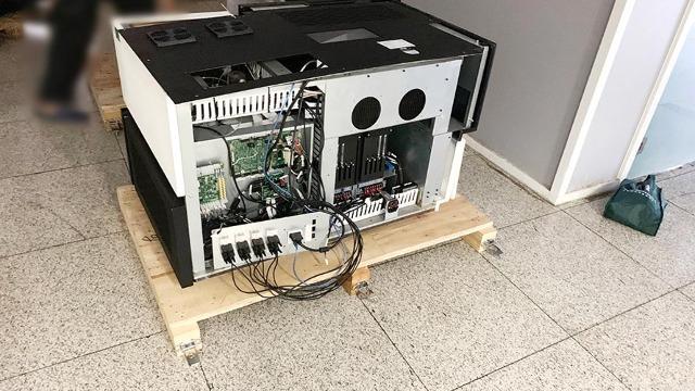 青铜峡实验室仪器调试注意用电保护