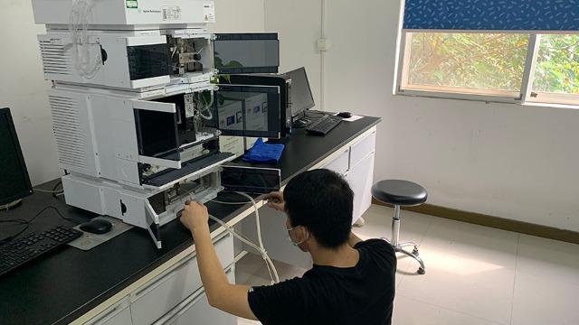 永济市实验室设备搬迁助力果林产业发展