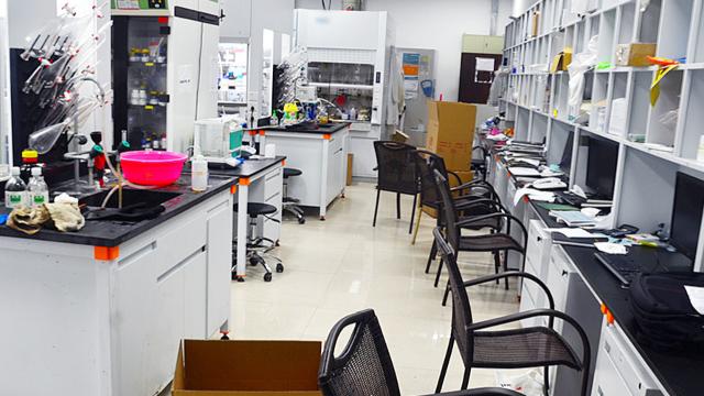 天然气使用推动石首实验室设备搬运公司发展
