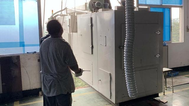 怀仁市实验室设备搬迁助力煤矸石综合利用产业