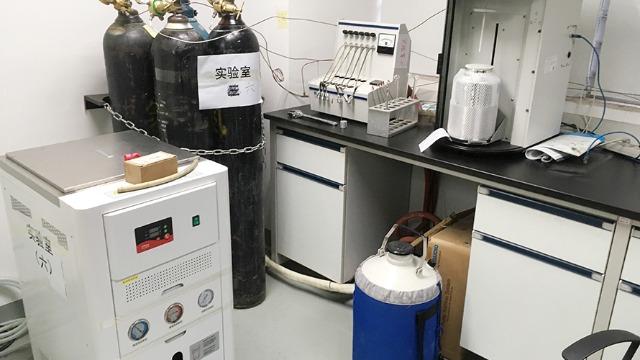 玉门实验室设备搬运公司的现状