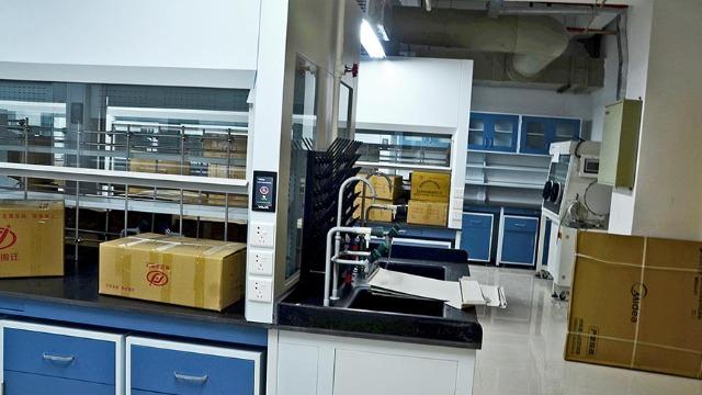许昌搬迁实验室人员做好疫情防控措施