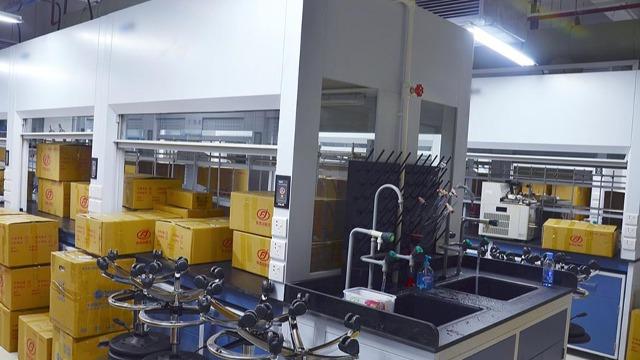庐山实验室设备搬运