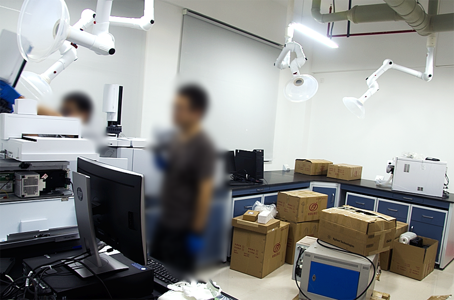广州实验室搬迁