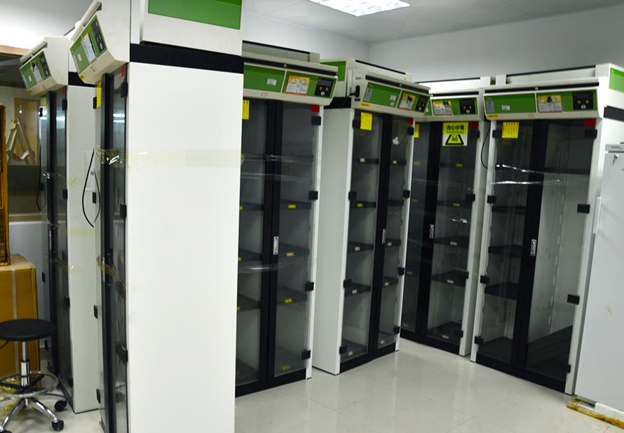 荆州搬迁实验室