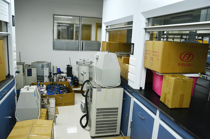 实验室搬迁
