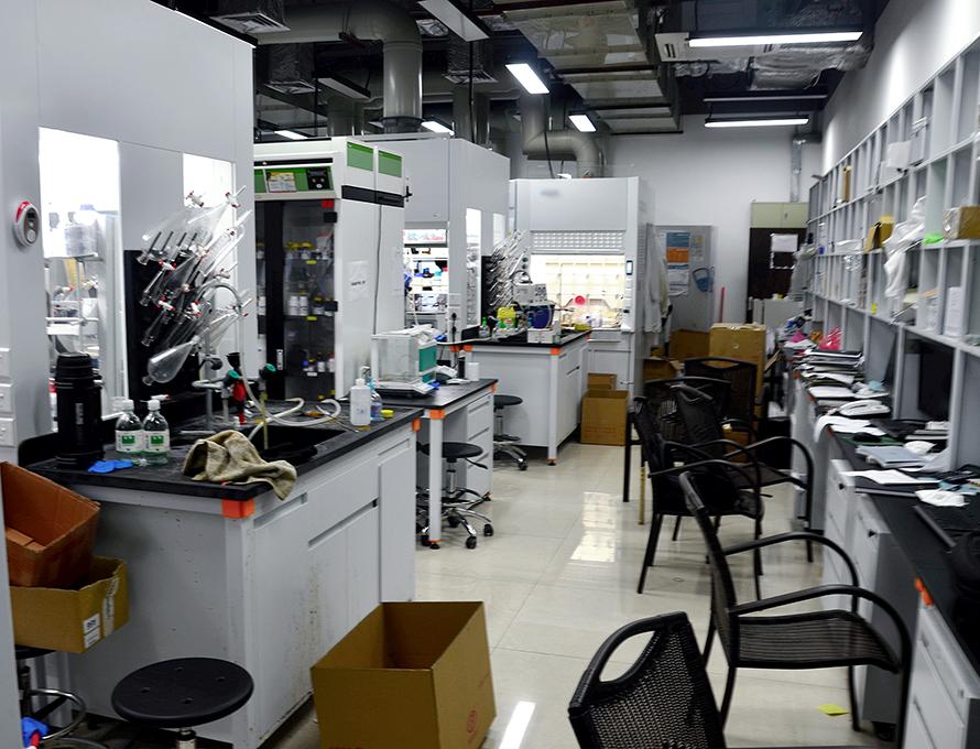 高校实验室整体搬迁服务